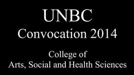 Thumbnail for entry CASHS Convocation 2014