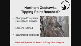 Thumbnail for entry Beyond the ecosystem tipping point: Forestry, climate change, and biodiversity. What can we do? - Frank Doyle, Wildlife Dynamics - January 11 2019