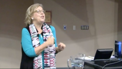Thumbnail for entry NRESi/IWAU/GF Joint Colloquium Presentation: Where does the Paris Agreement get us? Are we still in a climate emergency? Hon. Elizabeth May, Leader - Green Party of Canada