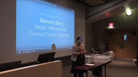 Thumbnail for entry Intergenerational Trauma Awareness - First Nations Women and Access to Western Health Services - Marion Erickson and special guest Dr. Unjali Malhorta - November 20 2018