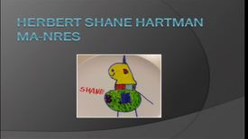 Thumbnail for entry Shane Hartman - January 27, 2017 - Aboriginal Alumni Speaker Series