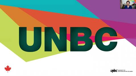 Thumbnail for entry All About UNBC