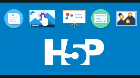 Thumbnail for entry CTLT Workshop: Introduction to H5P - June 2 2020