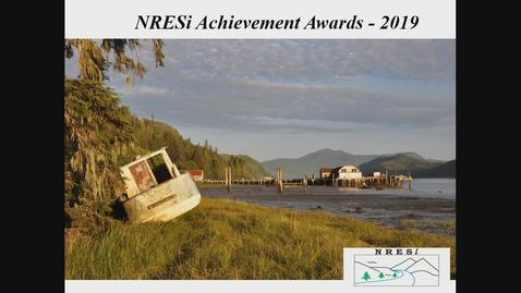 Thumbnail for entry NRESi Colloquium and NRESi Awards presentation - Biological Soil Crusts – Nature's Reclamation Artists - Dr. Darwyn Coxson, UNBC - February 8 2019