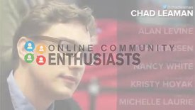Thumbnail for entry Online Community Enthusiasts Gathering 2012 - Open space: One Minute Interviews