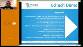 Thumbnail for entry EdTech Demo - Crowdmark