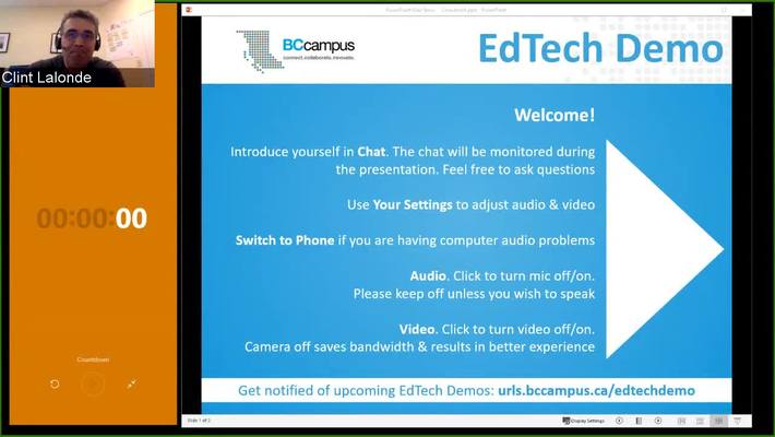 EdTech Demo - Crowdmark