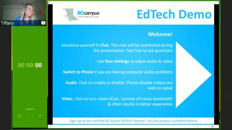 Thumbnail for entry D2L Analytics EdTech Demo