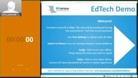 Thumbnail for entry EdTech Demo: WeVu
