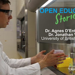 Thumbnail for channel Open Education