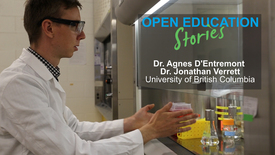 Thumbnail for entry Open Education Stories: Creating and reusing problems using OER
