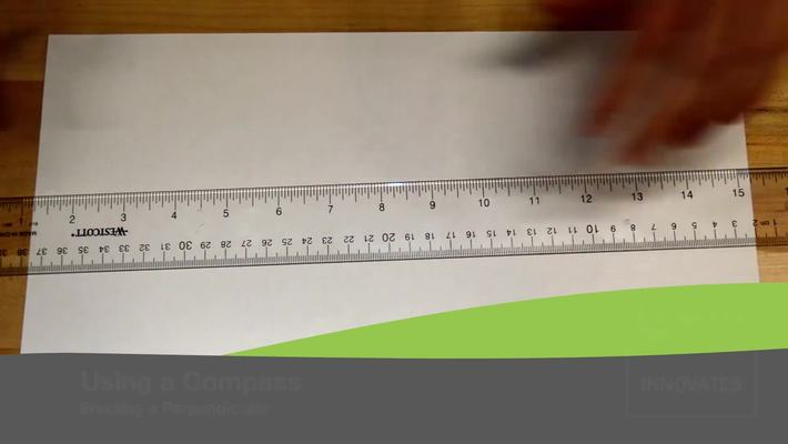 Compass - Perpendicular and Parallel Lines