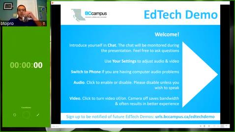 Thumbnail for entry ELMS:LN EdTech Demo
