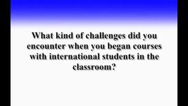 Thumbnail for entry Culturally Diverse Learners - Student Interviews