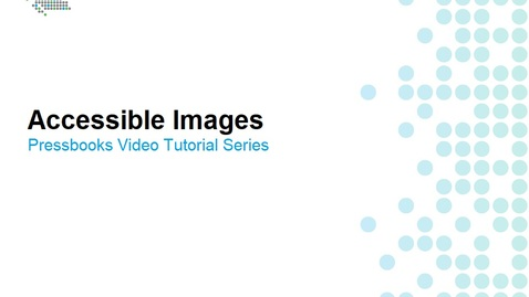 Thumbnail for entry How to Make Images Accessible