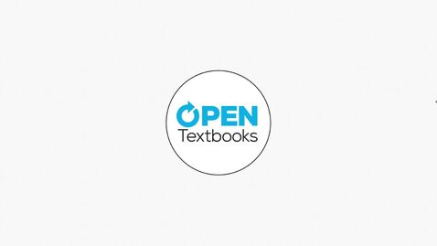 Thumbnail for entry Open Textbook Tutorial - Find and Distribute Open Textbooks