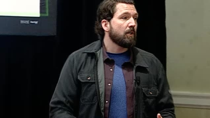 Festival of Learning 2018 Keynote Speaker - Jesse Stommel