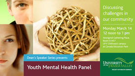 Thumbnail for entry Youth Mental Health Panel