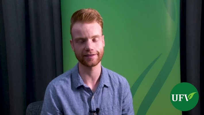 Experience UFV Arts with Raymond Kobes – Full Interview