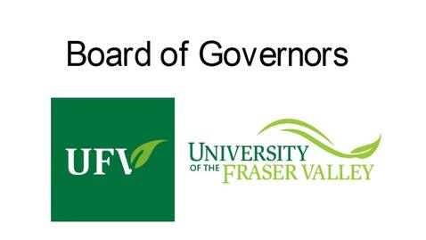Thumbnail for entry Board of  Governors Standing Committees