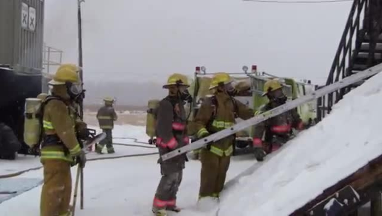 Fire Training Program @ College of the Rockies