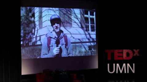 Open textbooks and access to higher education? David Ernst at TEDxUMN