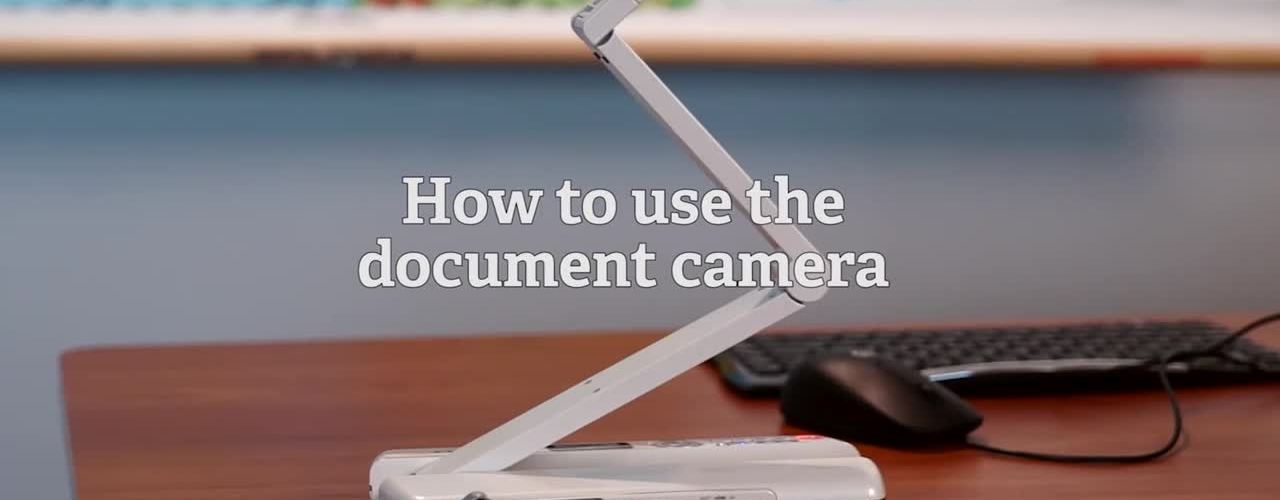 Document Camera Tutorial
