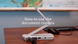 Thumbnail for entry Document Camera Tutorial
