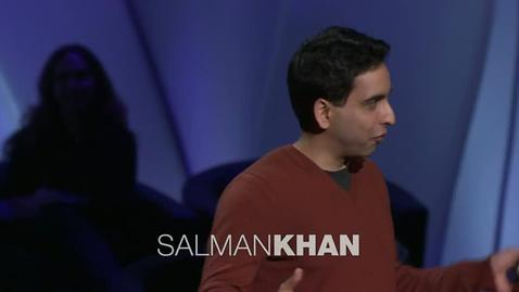 Salman Khan: Let's use video to reinvent education TED Talks