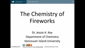 Thumbnail for entry The Chemistry of Fireworks