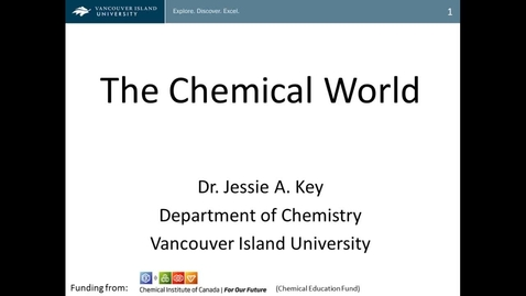 Thumbnail for entry The Chemical World