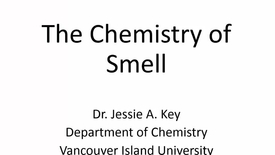 Thumbnail for entry The Chemistry of Smell