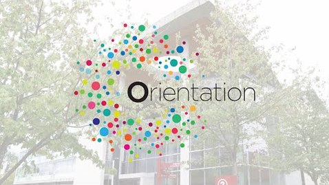 Thumbnail for entry New Student Orientation