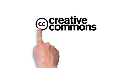 Thumbnail for entry Creative Commons Explained