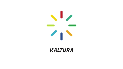 Kaltura Video Tips - Post-Production