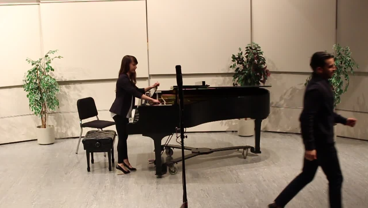 Music@Midweek - KPU Performance Major, Andrea Pedro