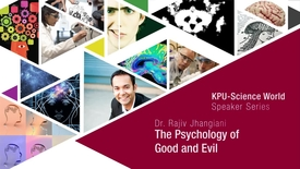 Thumbnail for entry The Psychology of Good and Evil