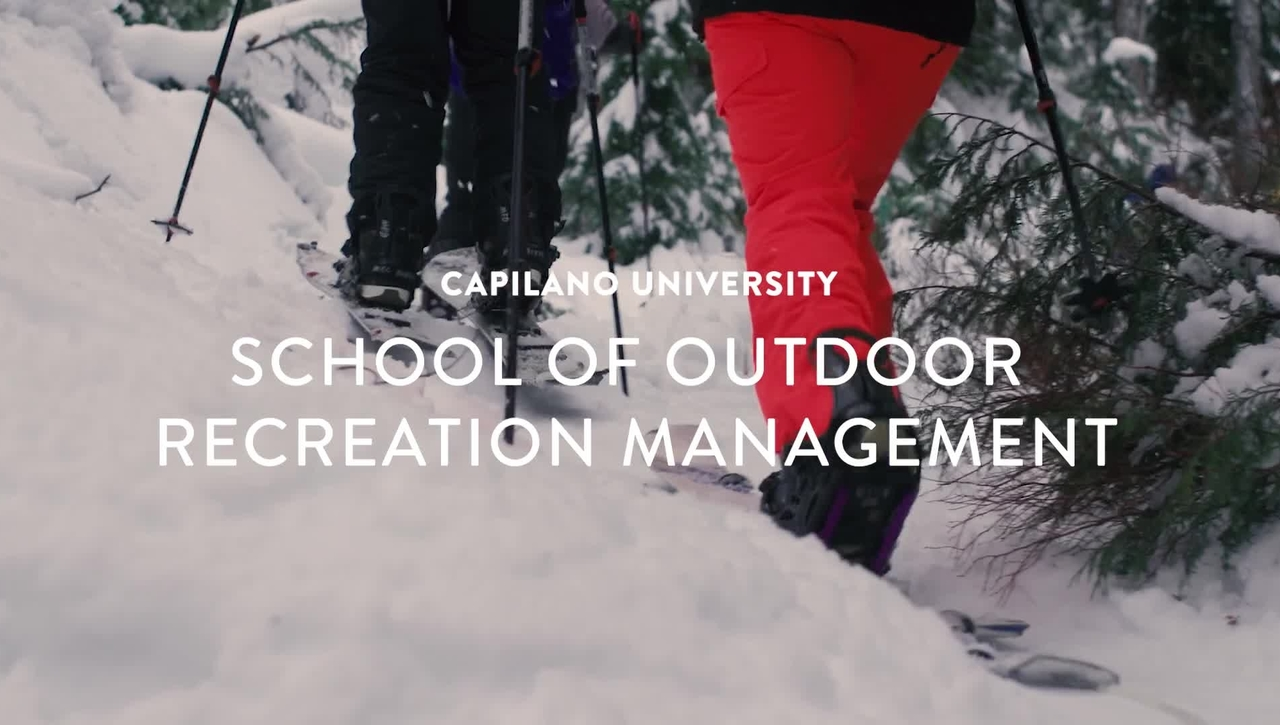 CapU - School of Outdoor Recreation Management