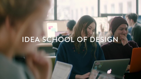 Thumbnail for entry CapU - IDEA School of Design