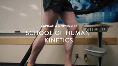 Thumbnail for entry CapU - School of Human Kinetics